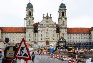 19.05.2019_Klosterplatz Einsiedeln_0007 (Foto Toni Leutwiler)