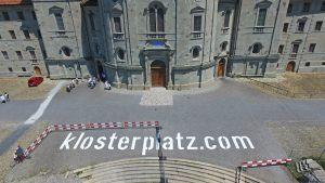 28.06.2019_Klosterplatz Einsiedeln_0002 (Foto Silvan Kälin)