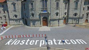 28.06.2019_Klosterplatz Einsiedeln mit Olivera Kälin_0004 (Foto Silvan Kälin)